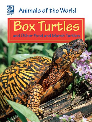 cover image of Box Turtles and Other Pond and Marsh Turtles
