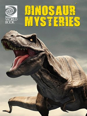 cover image of Dinosaur Mysteries