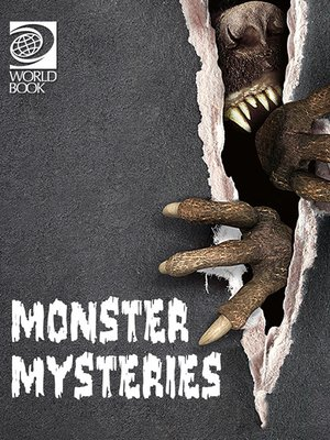 cover image of Monster Mysteries