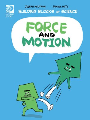 cover image of Force and Motion