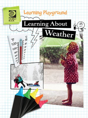 cover image of Learning About Weather