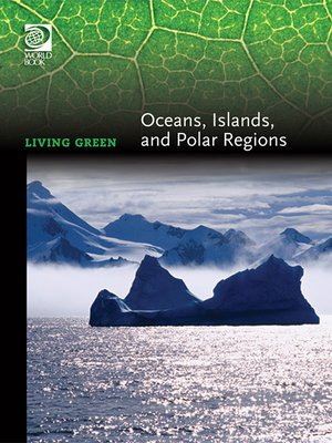cover image of Oceans Islands Polar Regions