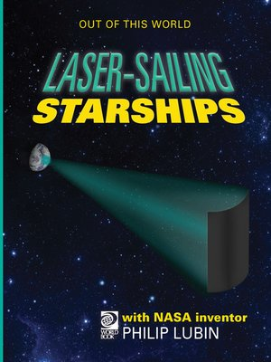 cover image of Laser-Sailing Starships