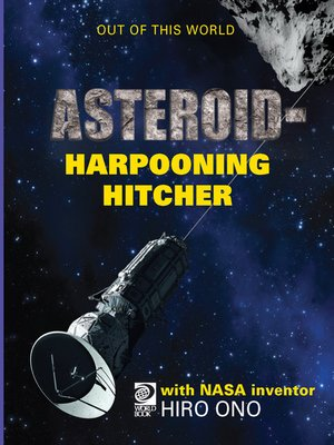 cover image of Asteroid-Harpooning Hitcher