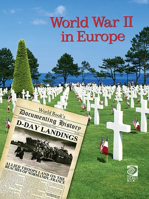cover image of World War II in Europe