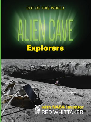 cover image of Alien Cave Explorers