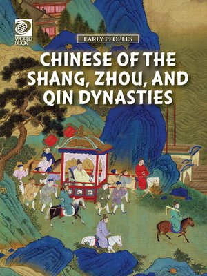 cover image of Chinese of the Shang, Zhou, and Qin Dynasties