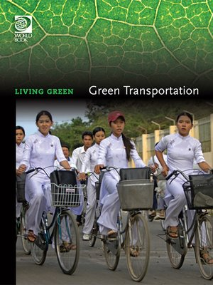 cover image of Green Transportation
