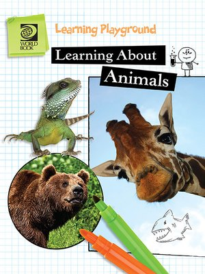 cover image of Learning About Animals