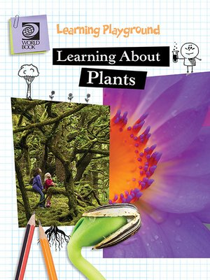 cover image of Learning AboutPlants