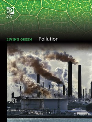 cover image of Pollution