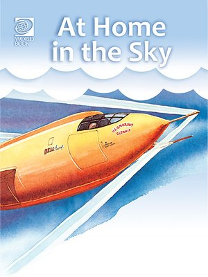 cover image of At Home in the Sky
