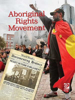 cover image of Aboriginal Rights Movement