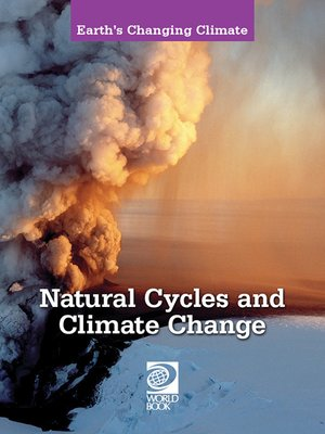 cover image of Natural Cycles and Climate Change