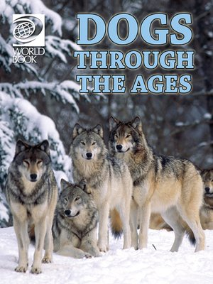 cover image of Dogs Through the Ages