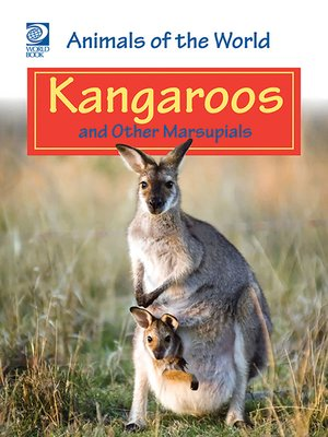 cover image of Kangaroos and Other Marsupials