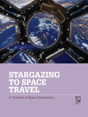 cover image of Stargazing to Space Travel