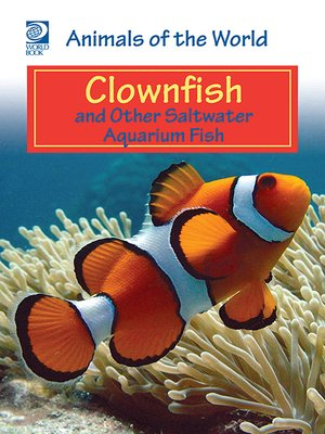 cover image of Clownfish and Other Saltwater Aquarium Fish