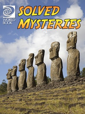 cover image of Solved Mysteries