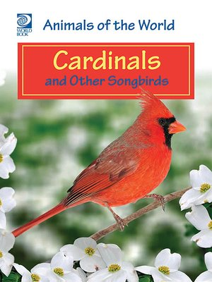 cover image of Cardinals and Other Songbirds