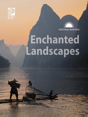 cover image of Enchanted Landscapes