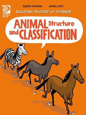 cover image of Animal Structure and Classification