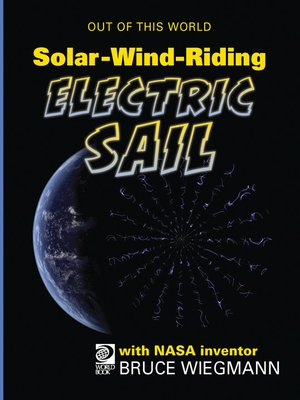 cover image of Solar-Wind-Riding Electric Sail