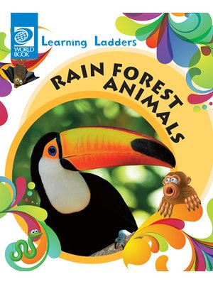 cover image of Rain Forest Animals