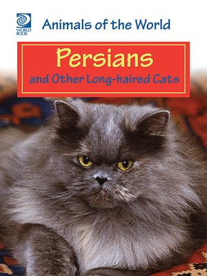 cover image of Persians and Other Long-haired Cats