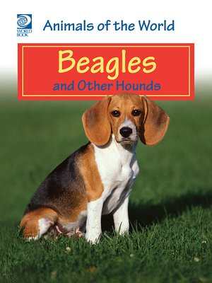 cover image of Beagles and Other Hounds