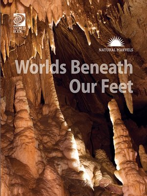 cover image of Worlds Beneath Our Feet
