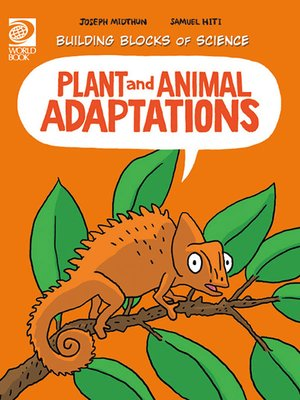 cover image of Plant and Animal Adaptations