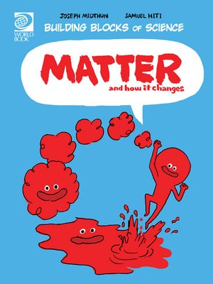 cover image of Matter and How It Changes