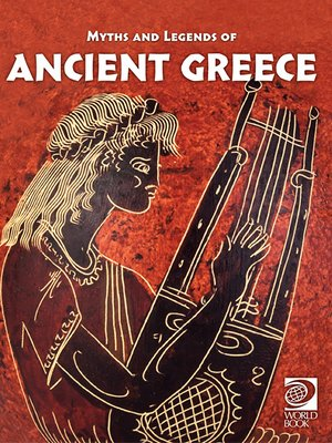 cover image of Myths and Legends of Ancient Greece