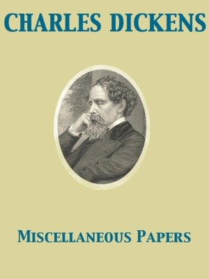 cover image of Miscellaneous Papers