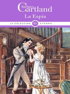 cover image of La Espia