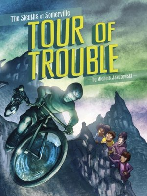cover image of Tour of Trouble