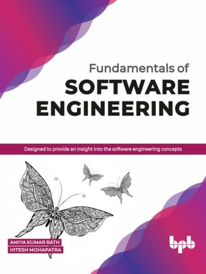 cover image of Fundamentals of Software Engineering