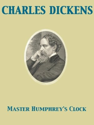 cover image of Master Humphrey's Clock