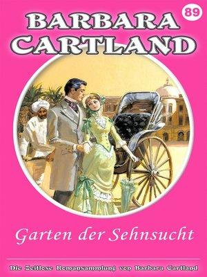 cover image of Garten der Sehnsucht