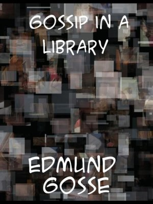 cover image of Gossip in a Library