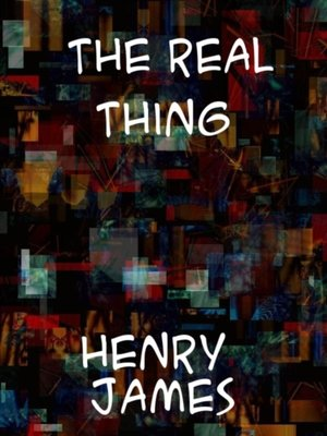 cover image of Real Thing
