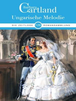cover image of Ungarische Melodie