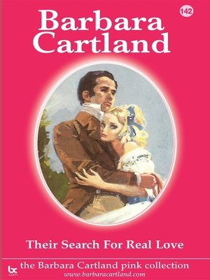 cover image of Their Search for Real Love