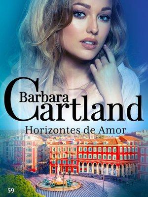cover image of Horizontes de Amor