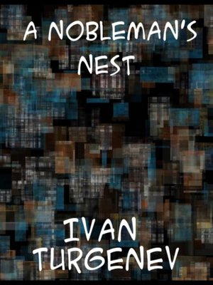 cover image of Nobleman's Nest