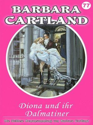 cover image of Diona und ihr Dalmatiner