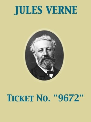 cover image of Ticket No. &quote;9672&quote;