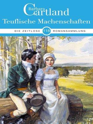 cover image of Teuflische Machenschaften