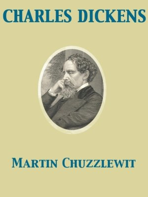 cover image of Martin Chuzzlewit
